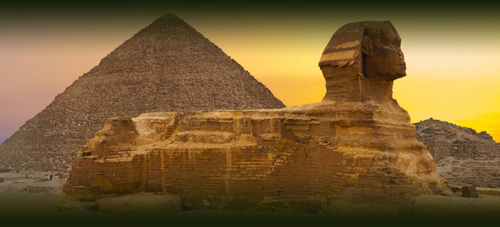 Pyramide egypte 360